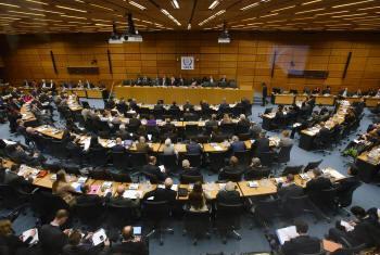 Conselho Diretivo da Aiea reunido em Viena. Foto: Aiea/Dean Calma