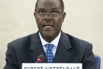 Bahame Tom Mukirya Nyanduga. Foto: ONU/Jean-Marc Ferré