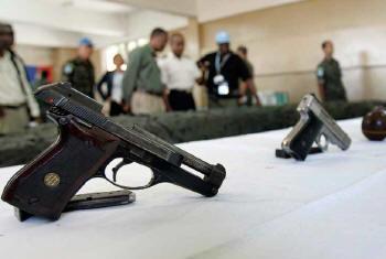 Segundo relatório, os três países mais violentos do mundo em 2012 foram Síria, Honduras e Venezuela.Foto: ONU/Sophia Paris