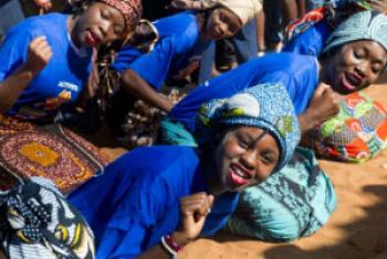 Mulheres em Moçambique. Foto: ONU