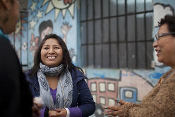 Maior empoderamento econômico para as mulheres. Foto: Banco Mundial
