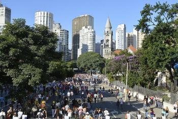 São Paulo. Foto: ONU Brasil/Felipe Siston
