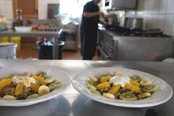 Florianópolis se destaca pela sua gastronomia. Foto: Banco Mundial