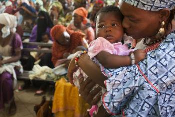 Agrava vulnerabilidade DE DESLOCADOS.Foto: Banco Mundial/Dominic Chavez