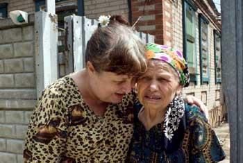 Civis na Ucrânia. Foto: Acnur/Iva Zimova