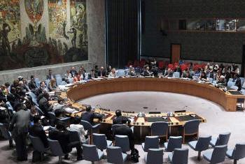 Conselho de Segurança da ONU. Foto: ONU/JC McIlwaine