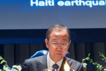 ONU celebrou vidas e contribuições de funcionários. Foto: ONU.