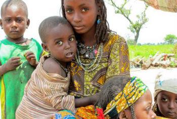 Refugiados centro-africanos. Foto: OIM