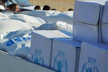 PMA fornece ajuda alimentar no Malaui. Foto: PMA