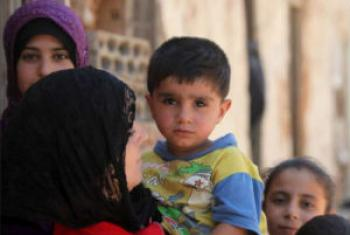 Refugiados sírios no Líbano. Foto: Acnur/S.Malkawi