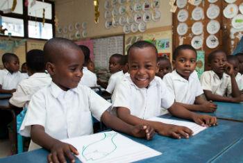 Agências divulgam relatório sobre crianças fora da escola. Foto: Unicef
