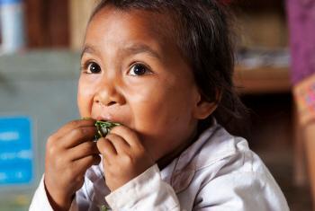 Acesso a alimentos básicos para todos. Foto: Banco Mundial/Bart Verweij