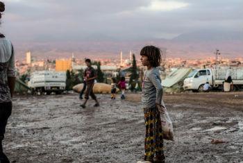 Civis no Iraque. Foto: OCHA/Iason Athanasiadis