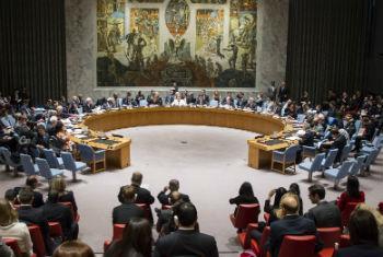 Conselho de Segurança. Foto: ONU/Louiesen Felipe
