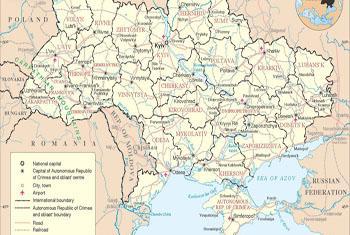 Divisão Cartográfica da ONU, DFS.