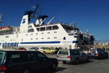 Embarcação na Ilha de Lampedusa. Foto: Acnur/F. Fossi