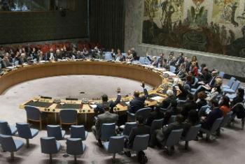 Conselho de Segurança. Foto: ONU