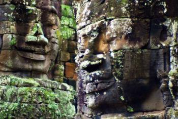 Templo Angkor Wat no Camboja. Foto: Unesco