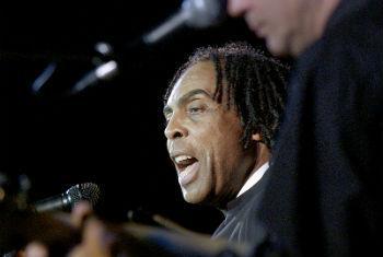 Gilberto Gil. Foto: ONU/Mark Garten