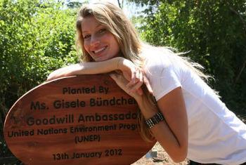 Gisele Bündchen.Foto: Pnuma