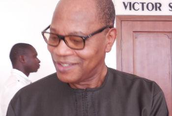 Mohamed Ibn Chambas. Foto: Rádio ONU/Amatijane Candé
