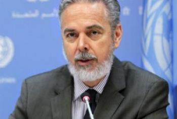Antônio Patriota. Foto: ONU/Devra Berkowitz