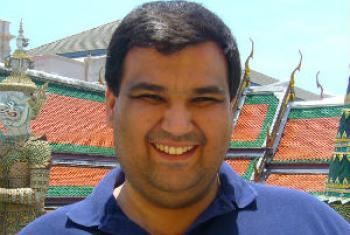 Ricardo Freitas Rodrigues. Foto: Arquivo Pessoal