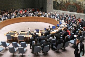 Votação no Conselho de Segurança, nesta quinta-feira. Foto: ONU/Devra Berkowitz