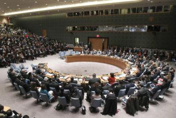 Sessão no Conselho de Segurança. Foto: ONU/Devra Berkowitz