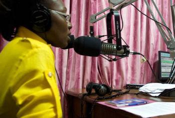 Dia Mundial do Rádio. Foto: Banco Mundial/Jonathan Ernst