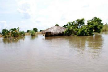 Cheias em África. Foto: ONU Malawi