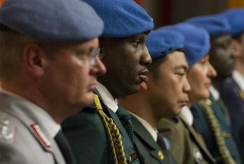 Militares de mais de 100 países participam do encontro na sede da ONU. Foto: ONU/Eskinder Debebe