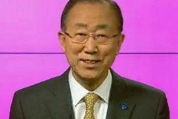 Ban Ki-moon. Foto: Reprodução