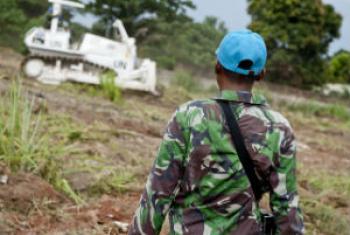 Bangui. Foto: ONU/Catianne Tijerina