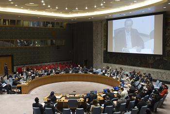 Jamal Benomar alertou para uma possível guerra. Foto: ONU.