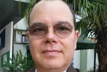 Carlos Basilia. Foto: Arquivo pessoal