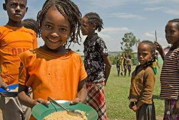 Seminário sobre segurança alimentar e nutricional. Foto: FAO