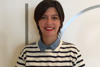 Juliana de Faria. Foto: Rádio ONU