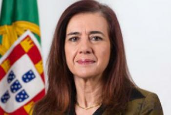 Ministra Anabela Rodrigues. Foto: Governo de Portugal