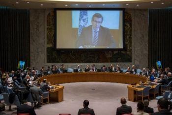 Conselho de Segurança discute situação na Líbia. Foto: ONU/Loey Felipe