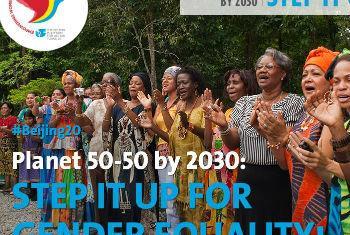 Ilustração: ONU Mulheres