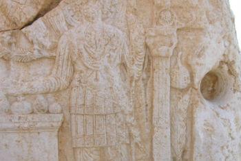 Patrimônio cultural em Palmyra, na Síria. Foto: Unesco/F. Bandarin