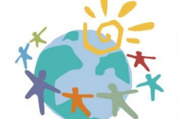 Símbolo do Dia de Conscientização sobre o Autismo.