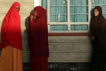 Refugiadas somalis no acampamento de Dadaab. Foto: ONU/Evan Schneider