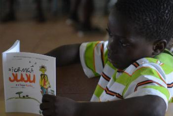 Acesso universal à educação. Foto: Ouri Pota
