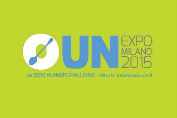 Logo da Expo Milão 2015.