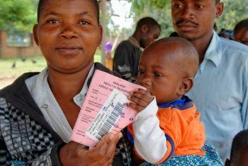 Segundo relatório da OIT, 56% dos habitantes de zonas rurais em todo o mundo não têm acesso a serviços básicos de saúde. Foto: OIT