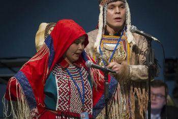 Fórum dos Indígenas. Foto: ONU/Loey Felipe