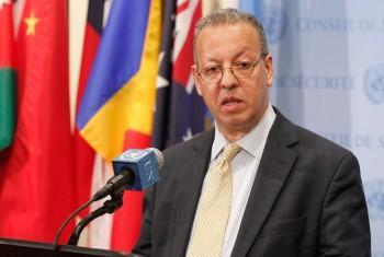 Jamal Benomar. Foto: ONU