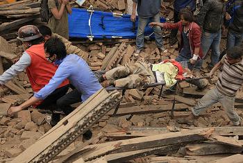 Governo nepalês declarou estado de emergência. Foto: Pnud/Nepal.